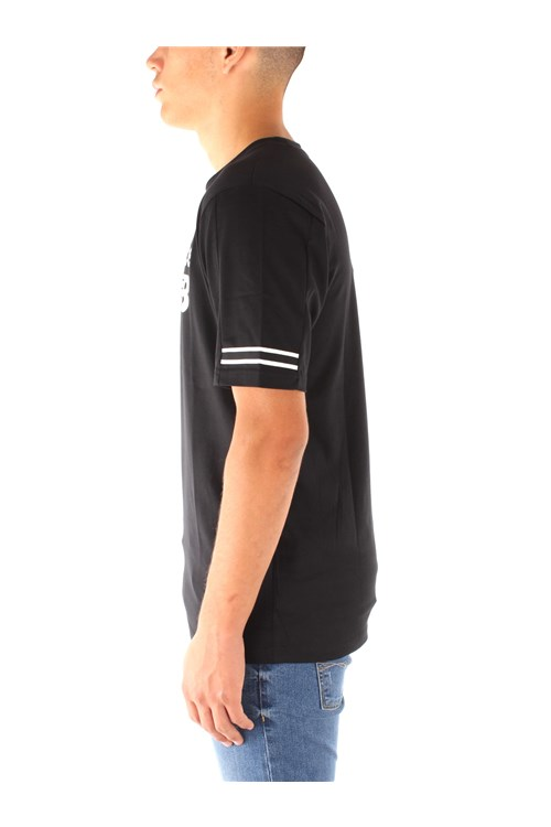 New Balance Short sleeve BLACK