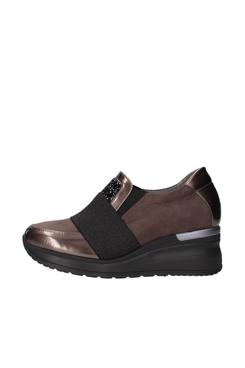 Cinzia Soft Sneakers BROWN