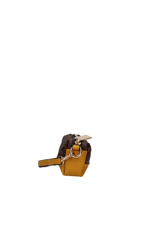 Gattinoni Roma Keychain BROWN