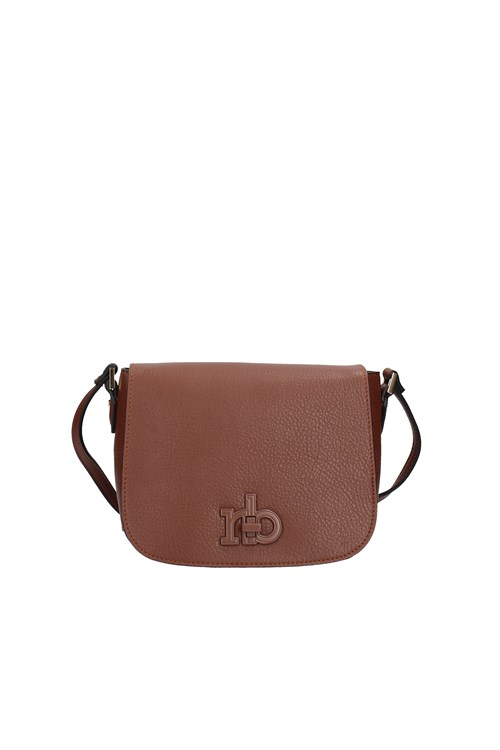 Rocco Barocco Shoulder Strap BROWN