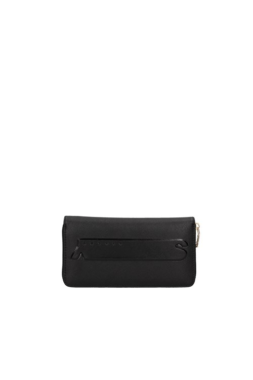 Sisley Wallets BLACK