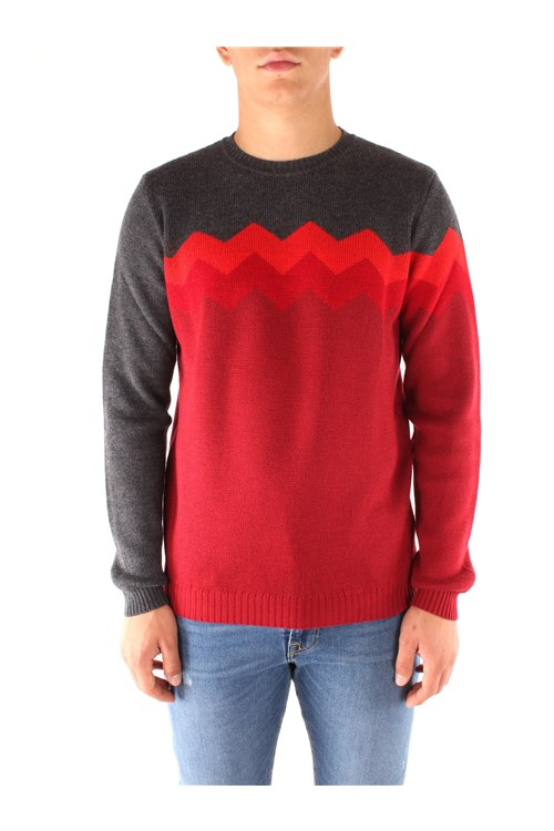 Penn-rich By Woolrich Choker RED