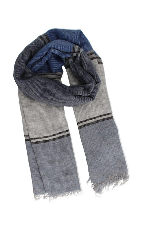 Scarves And Foulards GREY