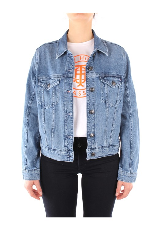Tommy Hilfiger Denim jackets BLUE