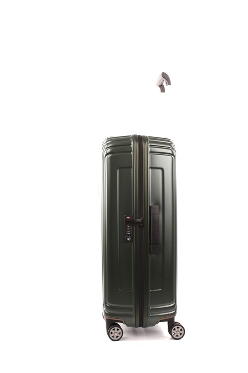 Samsonite Medium Luggage GREEN