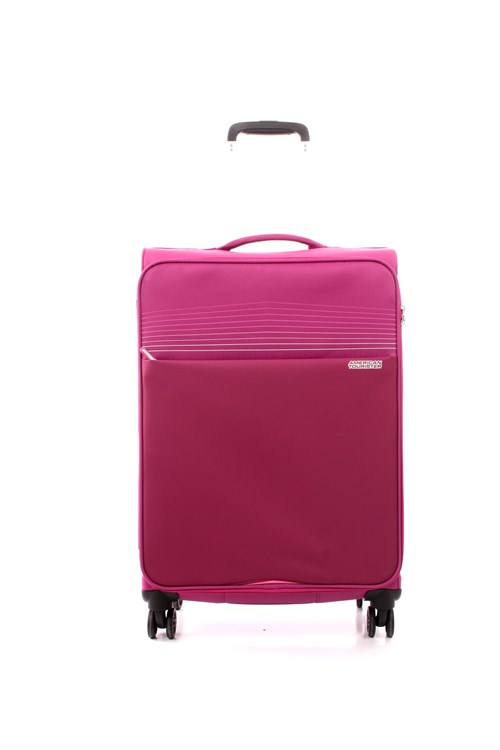 American Tourister Medium Baggage FUCHSIA