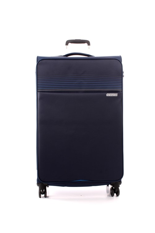 American Tourister Large Baggage NAVY BLUE