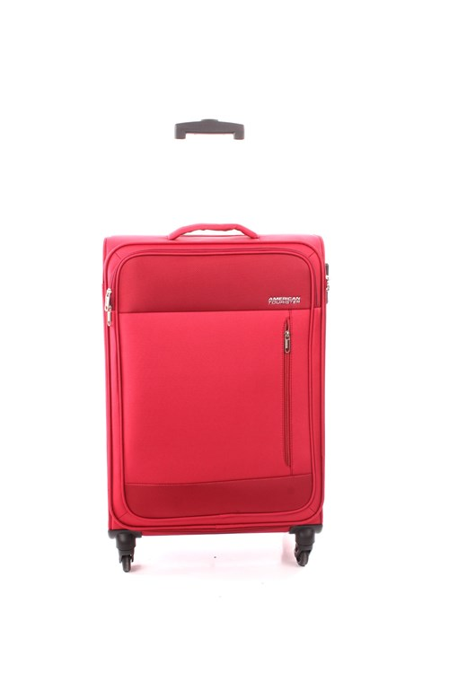 American Tourister Medium Baggage RED