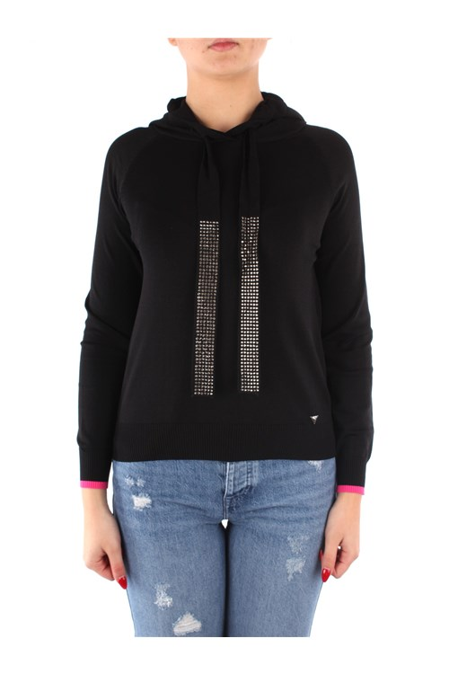 Guess Sweatshirts BLACK