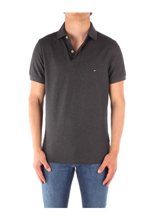 Tommy Hilfiger Short sleeves BLACK