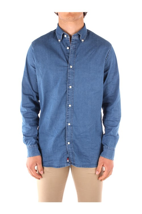 Tommy Hilfiger Shirts BLUE