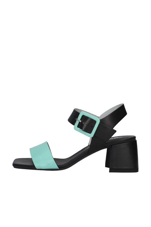 Nero Giardini With heel GREEN