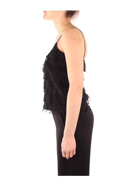 Marella Sleeveless BLACK