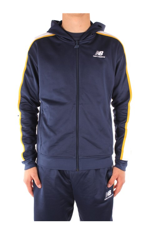 New Balance Jackets BLUE