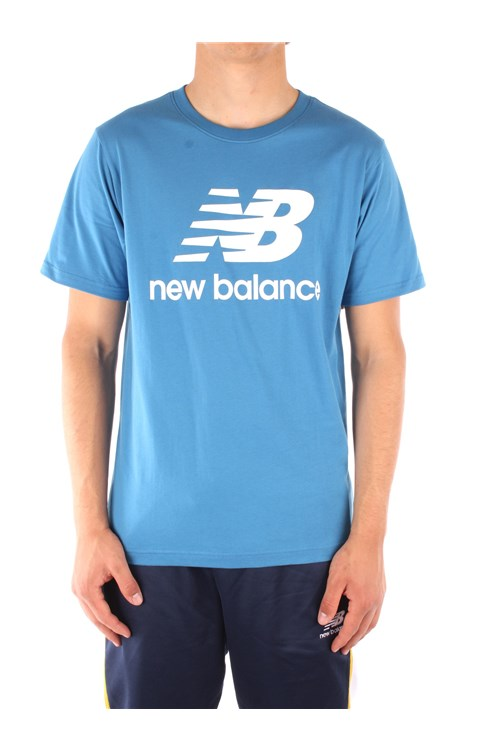 New Balance T-shirt BLUE