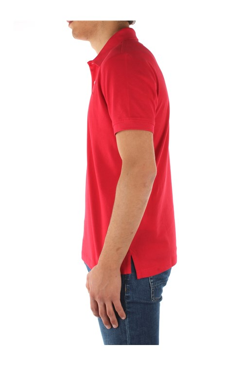 Geox Polo shirt RED