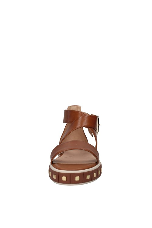 Geox With wedge BROWN