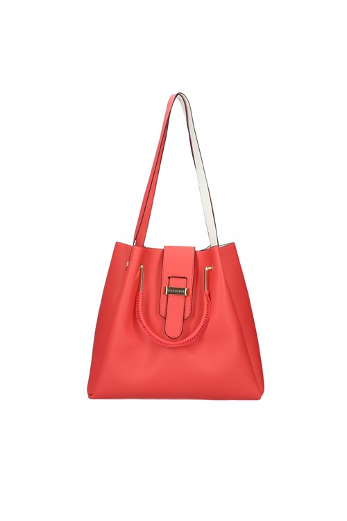 Cafe' Noir Shopping bags RED