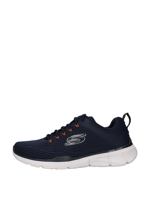 Skechers low NAVY BLUE