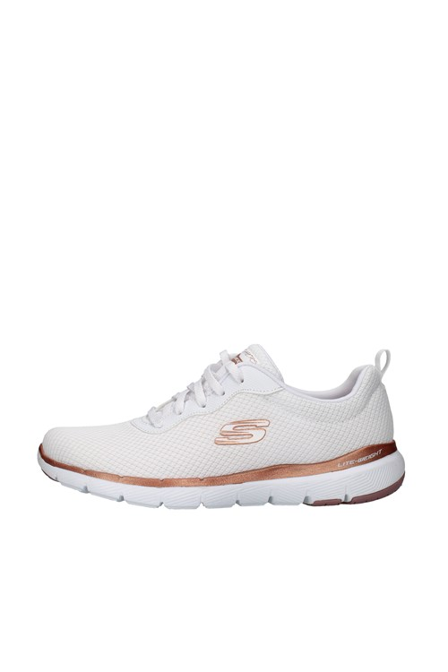 Skechers low WHITE