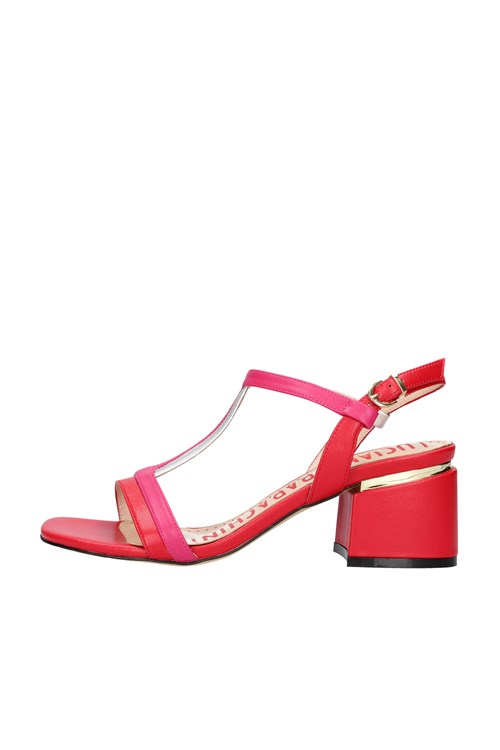 Luciano Barachini With heel RED