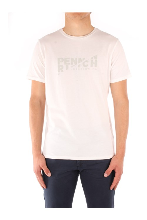 Penn-rich By Woolrich T-shirt WHITE