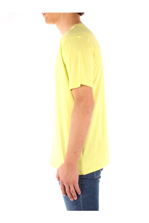 Penn-rich By Woolrich T-shirt YELLOW