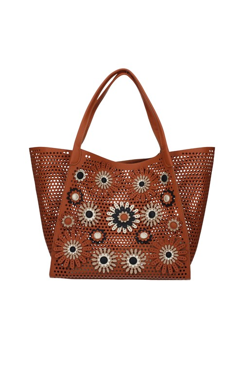 Desigual Shopping BROWN