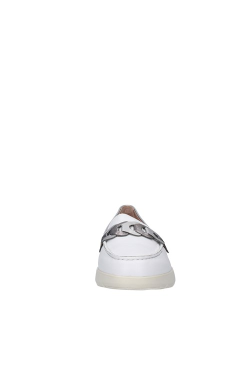 Stonefly Loafers WHITE