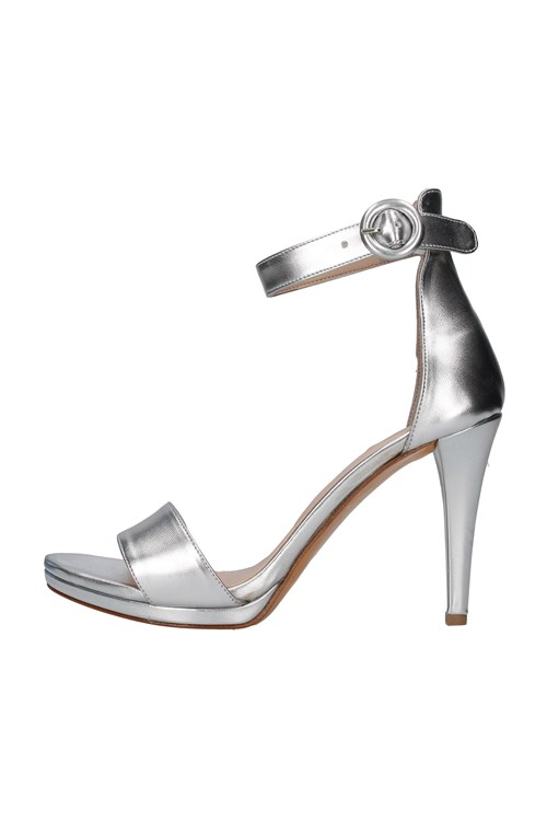 L'amour By Albano With heel SILVER