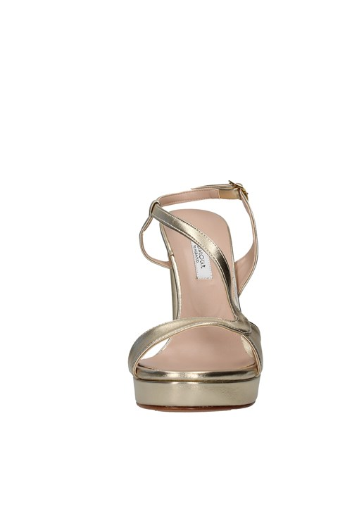 L'amour By Albano With heel GOLD