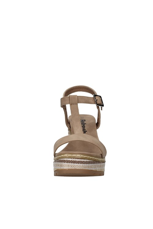 Refresh Sandals BEIGE