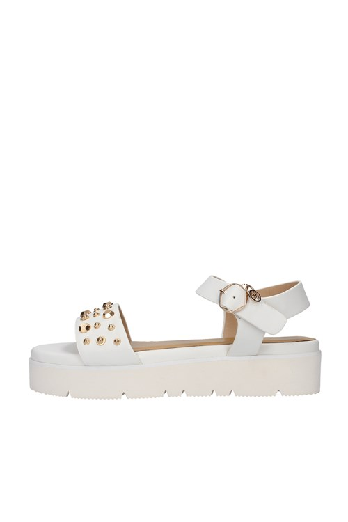 Gattinoni Roma With wedge WHITE