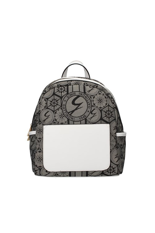 Gattinoni Roma Backpacks WHITE