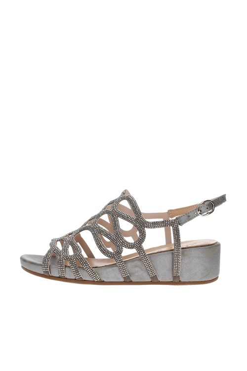 Alma En Pena With heel GREY