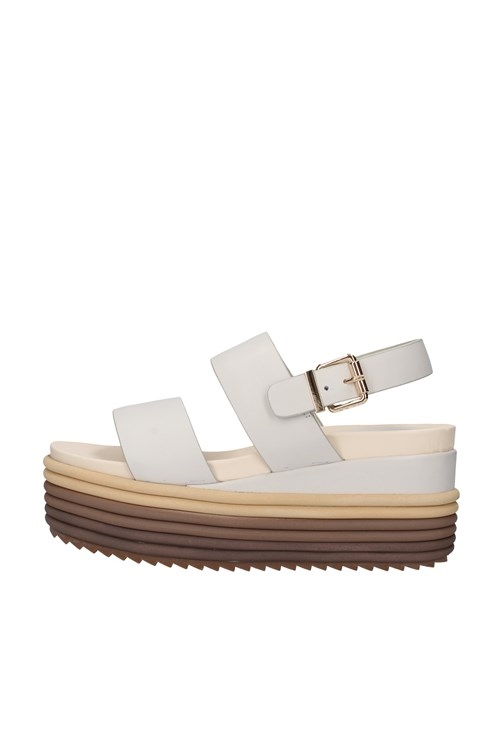 Rahya Grey With wedge WHITE