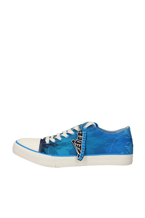 Bikkembergs low BLUE