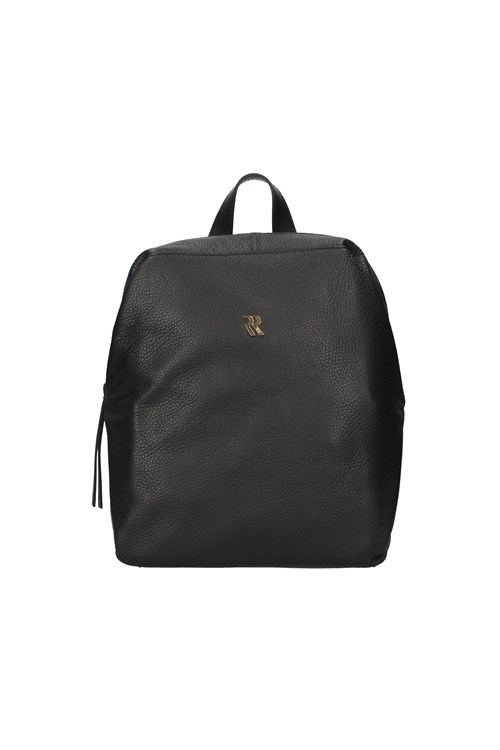 Bruno Rossi Backpacks BLACK