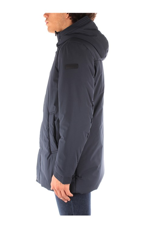 Penn-rich By Woolrich Parka NAVY BLUE