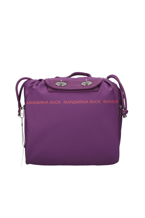 Mandarina Duck Backpacks VIOLET