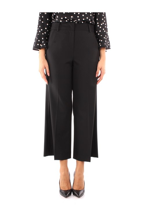 Marella Sport Trousers BLACK