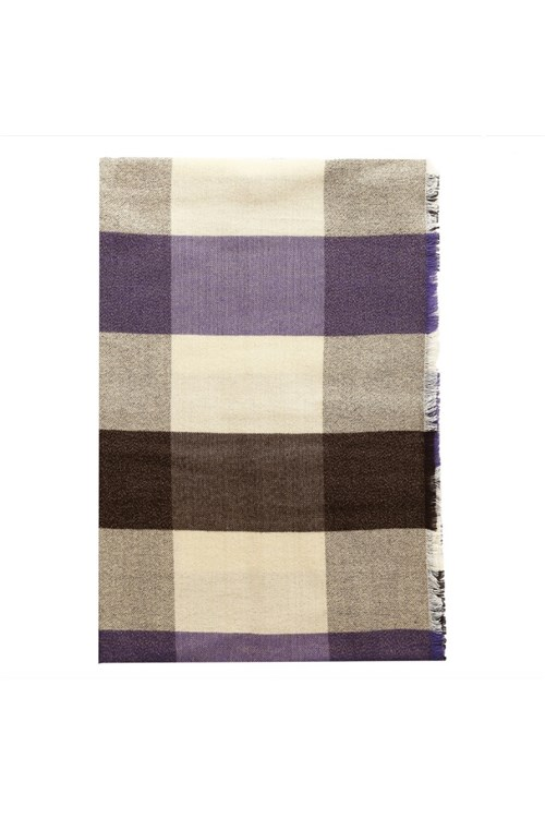 Emme Di Marella Scarves And Foulards VIOLET