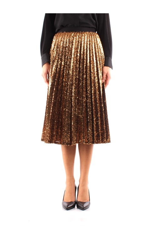 Iblues Skirts GOLD
