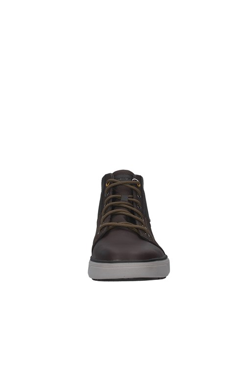 Geox high BROWN