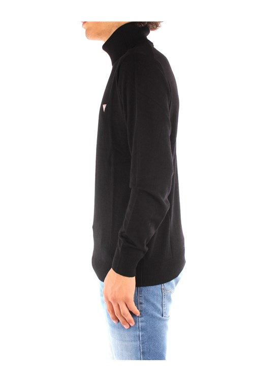 Guess High Neck  BLACK