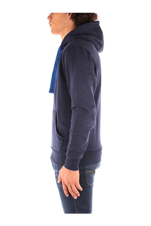 North Sails Hooded NAVY BLUE