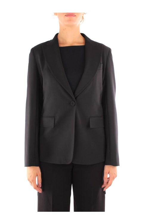 Weekend Maxmara Jackets BLACK