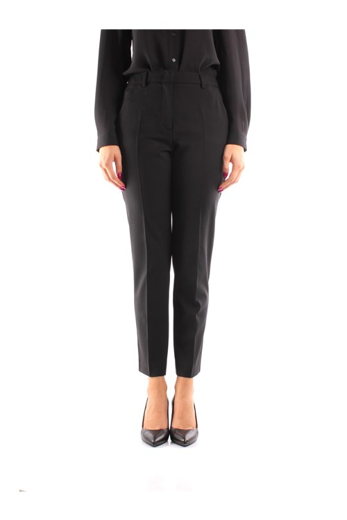 Weekend Maxmara Trousers BLACK