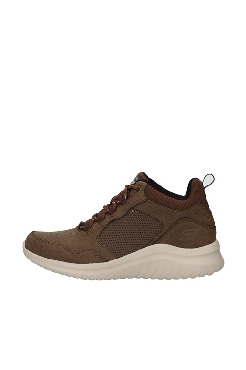 Skechers high BROWN
