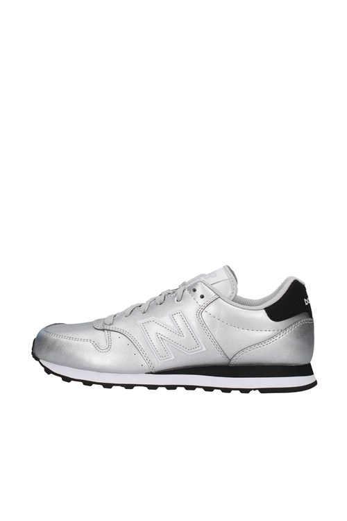 New Balance low SILVER